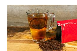 Rotbuschtee aromatisiert
