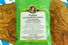 Gemüsebrühe, löslich, ohne Glutamat, 900 g