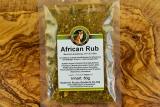African Rub, scharfe, südafrikanische Gewürzmischung, 50 g
