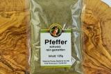 Pfeffer, schwarz, gemahlen, 125 g