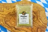 Pfeffer weiß, gemahlen, 50 g
